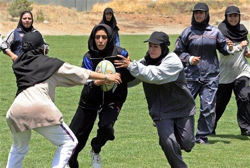 muslim women and sports Divorcing muslim women many muslim female athletes have overcome these obstacles and used sports comparing the position of women in.